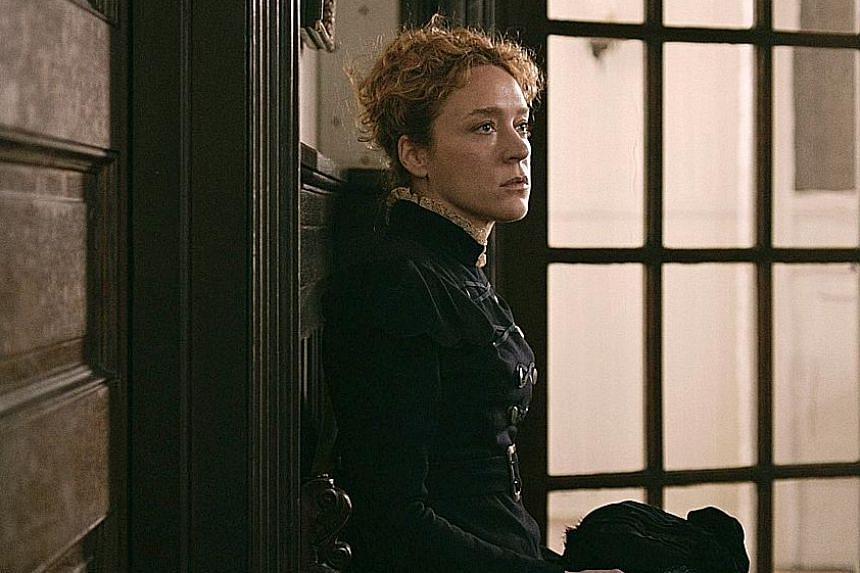 Chloe Sevigny plays the titular character in Lizzie.