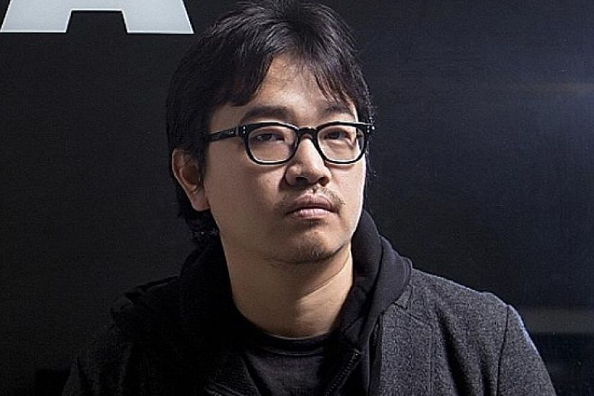 To make The Fake (above), film-maker Yeon Sang-ho scanned news stories for cases of religious fraud and interviewed victims.