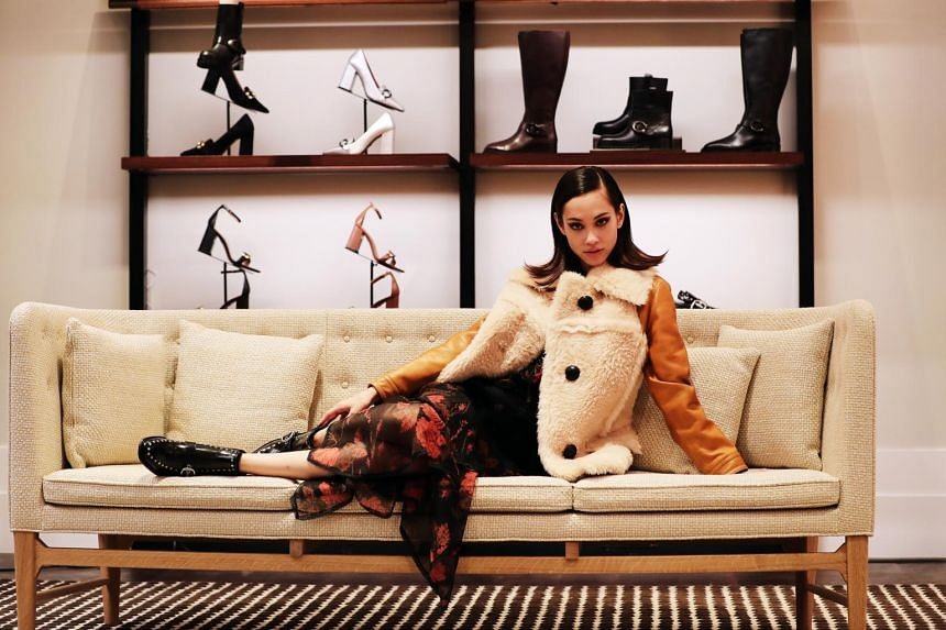 Style icon Kiko Mizuhara finds modelling fun because she can take on different characters.
