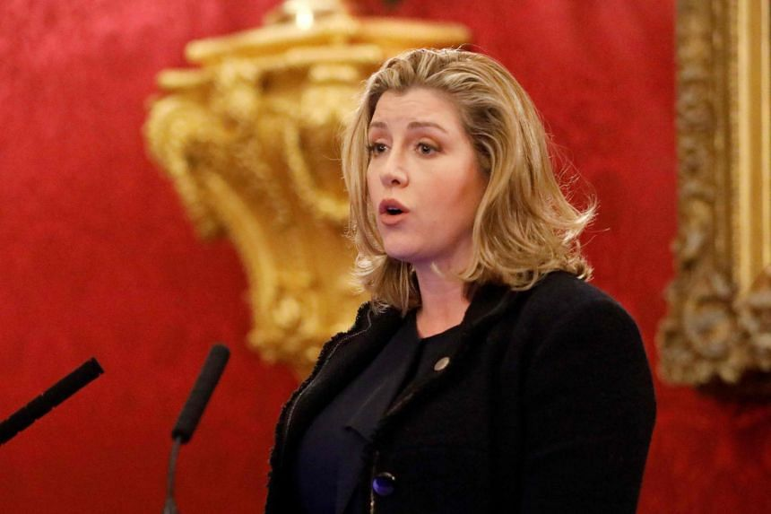 International Development Secretary Penny Mordaunt said in a statement that Britain's message to sexual predators using the sector as a cover for their crimes is 'your time is up'.