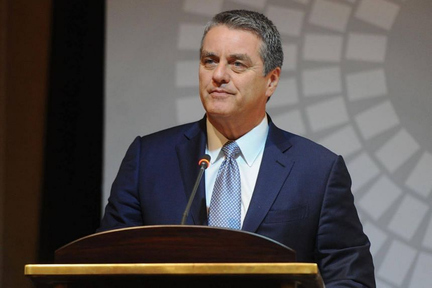 Director general of the World Trade Organisation Roberto Azevedo said there needed to be political solutions and he called on leaders to work towards them at next month's G-20 summit in Argentina.