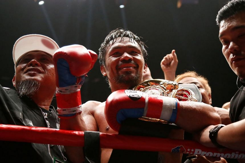 Pacquiao says 90 percent sure will face Broner in January