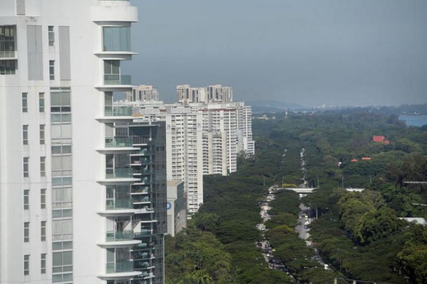 Under the new rules, more areas will also fall under the formula where the GFA will be divided by 100 sq m, including areas like Marine Parade and Balestier.