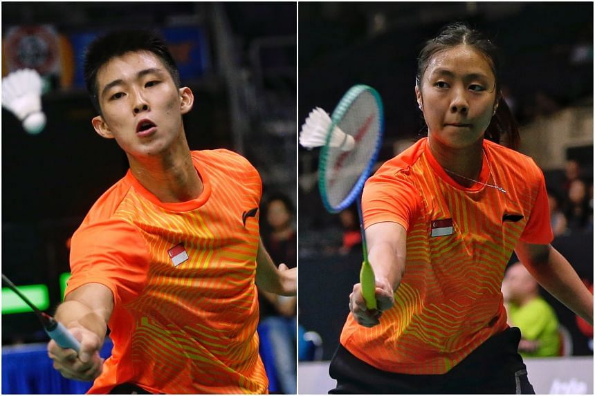 Loh Kean Yew will feature for Danish club Langhoj Badminton Club, while Yeo Jia Min has signed for Ab Aarhus, another Danish club.