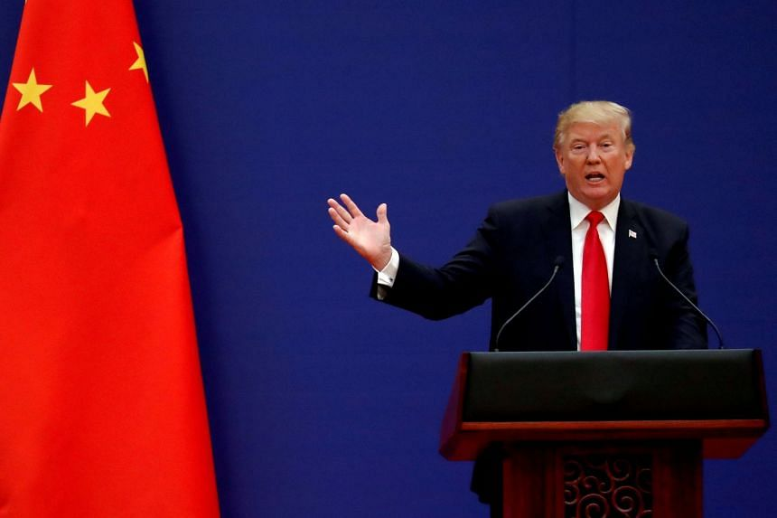 US President Donald Trump has repeatedly accused several trading partners, including Europe and China, of artificially weakening their currency to make exports cheaper.
