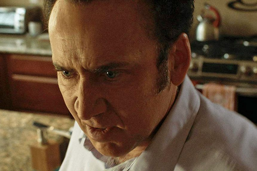 Nicolas Cage (above).