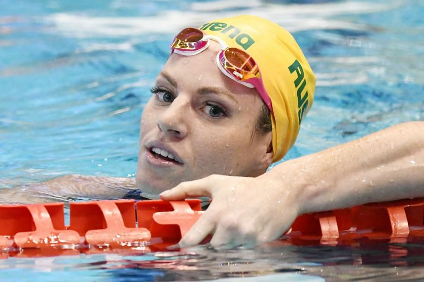 Emily Seebohm feels she has handled herself well after her emotional issues and is also proud of her achievements this year.