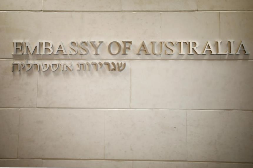 Australian Prime Minister Scott Morrison expressed his interest in the possibility of following United States President Donald Trump's decision to move the US Embassy from Tel Aviv to Jerusalem.