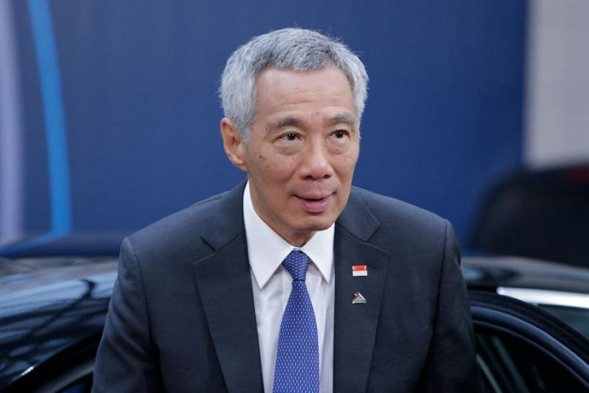 Prime Minister Lee Hsien Loong noted that the EU-Singapore FTA includes Britain as long as it is in the grouping.