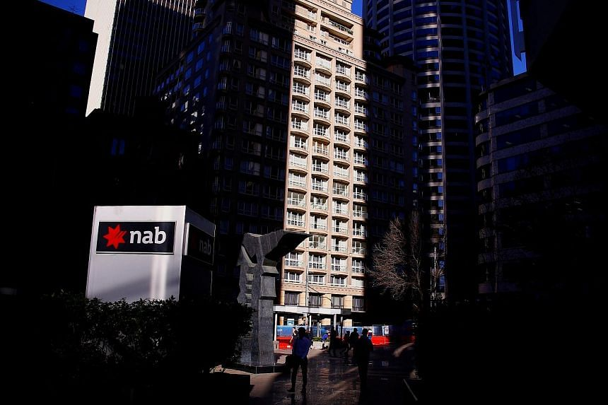 National Australia Bank did not provide details about which department the 300 staff worked for or what jobs they held, but chief executive Andrew Thorburn said very few terminations were at the executive level.