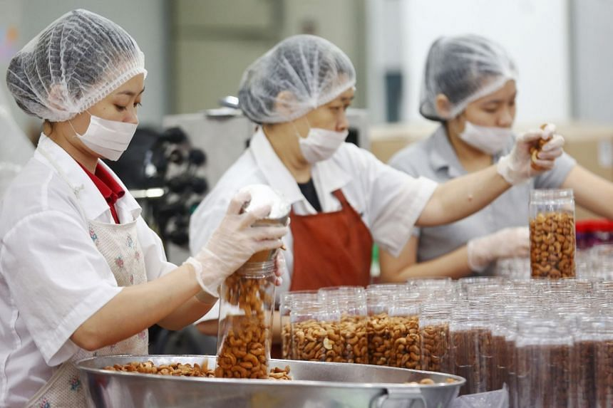 Singapore food manufacturers whose products are made locally can enter the EU tariff-free, up to a combined quota of 1,250 tonnes a year.
