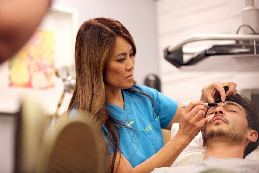 California dermatologist Sandra Lee is better known as Dr Pimple Popper.