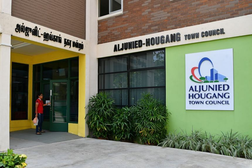 Senior Counsel Davinder Singh said Ms Sylvia Lim had breached Town Councils Financial Rules by letting a new company take over the staff of Hougang Town Council - and charge the Aljunied-Hougang Town Council for the costs incurred.