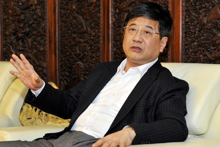 Mr Zheng Xiaosong, the head of China's liaison office to Macau, had been suffering from depression, the Hong Kong and Macau Office of the Chinese government's State Council said in a statement.