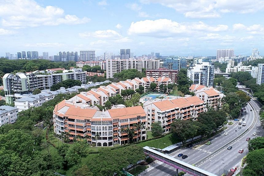 The 226-unit freehold property, in the affluent District 10, has been put up for sale en bloc with an $882 million guide price.