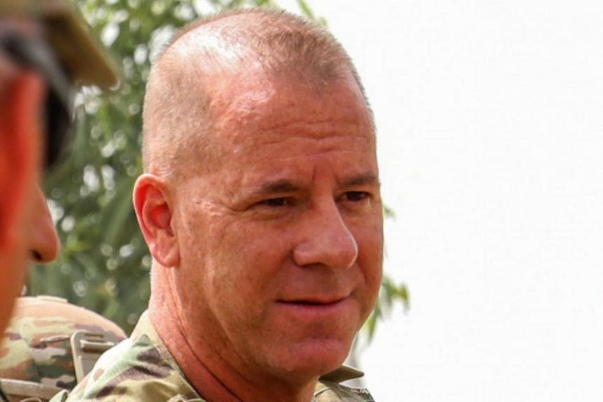 US Army Brigadier-General Jeffrey Smiley was confirmed as one of two Americans wounded in an attack on Oct 18, 2018.