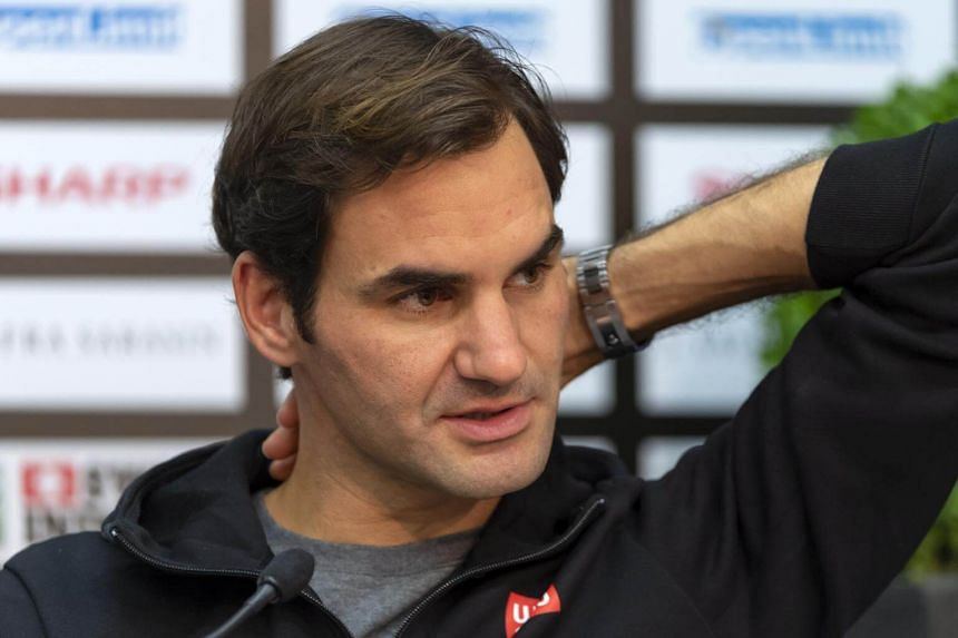 The hand injury had more consequences than he thought, said 20-time Grand Slam winner Roger Federer.
