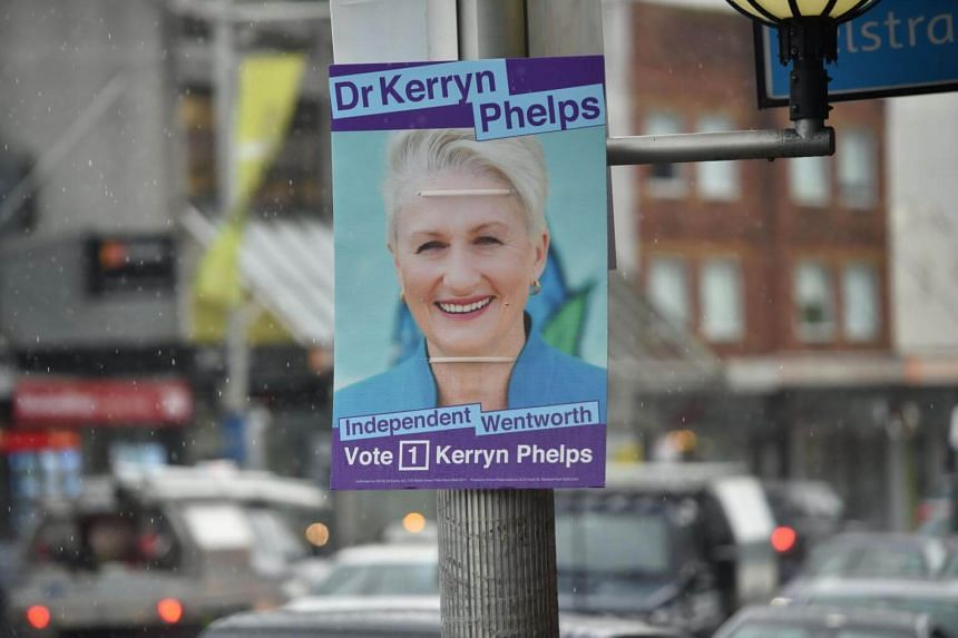 Independent candidate Kerryn Phelps is on course to win the seat vacated by former Prime Minister Malcolm Turnbull after he was ousted in a Liberal Party coup in August.