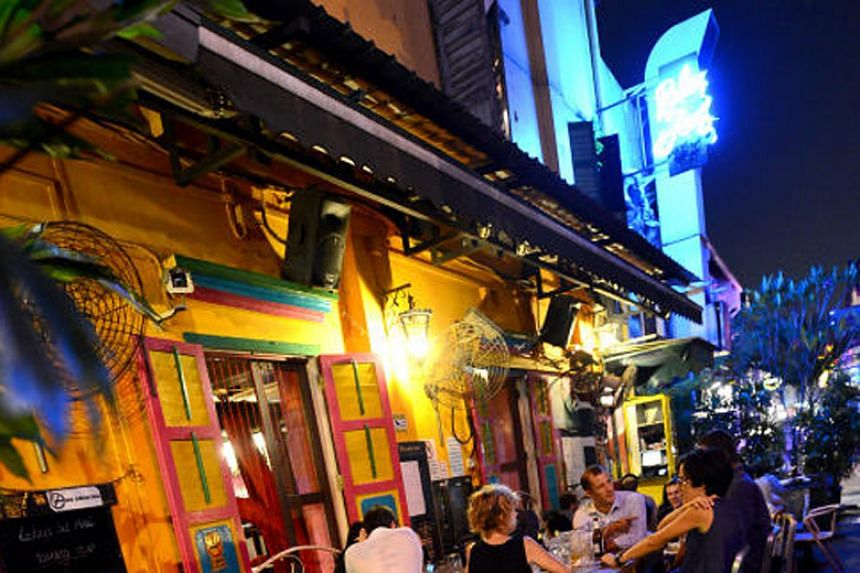 This means that Blu Jaz Cafe can continue to operate as a cafe and hold live music performances.
