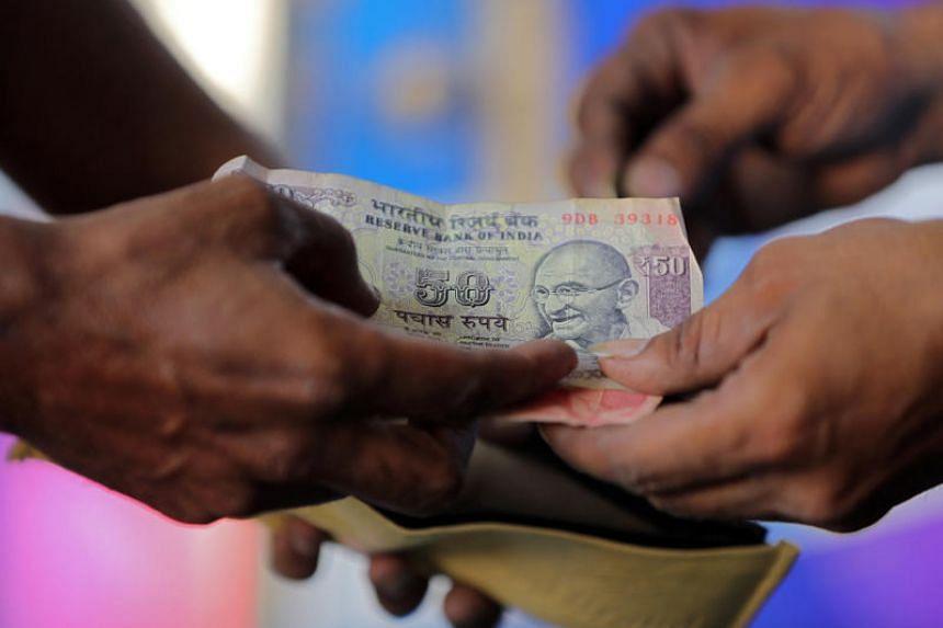 The Indian currency has lost around 14 per cent of its value against the US dollar this year.