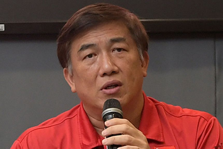 "Sport Singapore CEO Lim Teck Yin told The Straits Times that the abrupt change in leadership is ""not encouraging"" and is being monitored closely."
