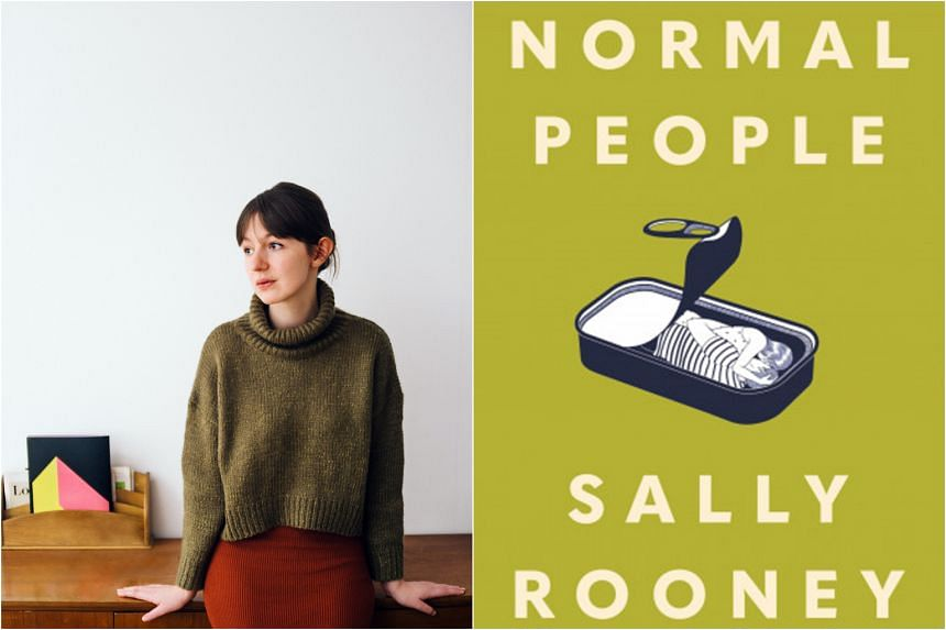 Sally Rooney's new novel is a dark little millennial love story in which schoolmates Marianne and Connell begin a clandestine relationship.