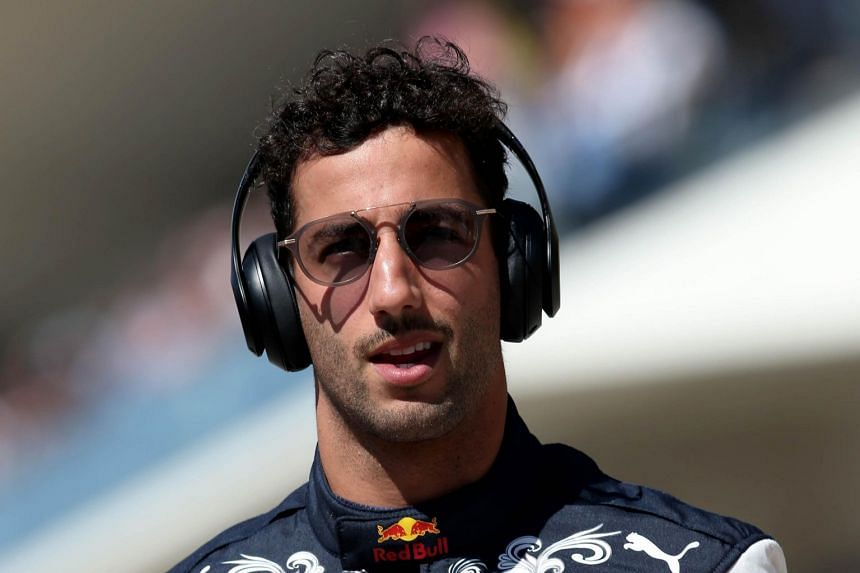 """Daniel Ricciardo goes by the nickname """"Honey Badger"""", after a deceptively placid-looking animal about a metre long that is known to attack lions and buffaloes when threatened."""