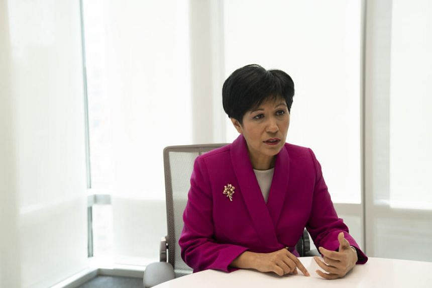 """Second Minister for Finance Indranee Rajah said the agency will help connect the """"supply and demand"""" for projects in South-east Asia."""