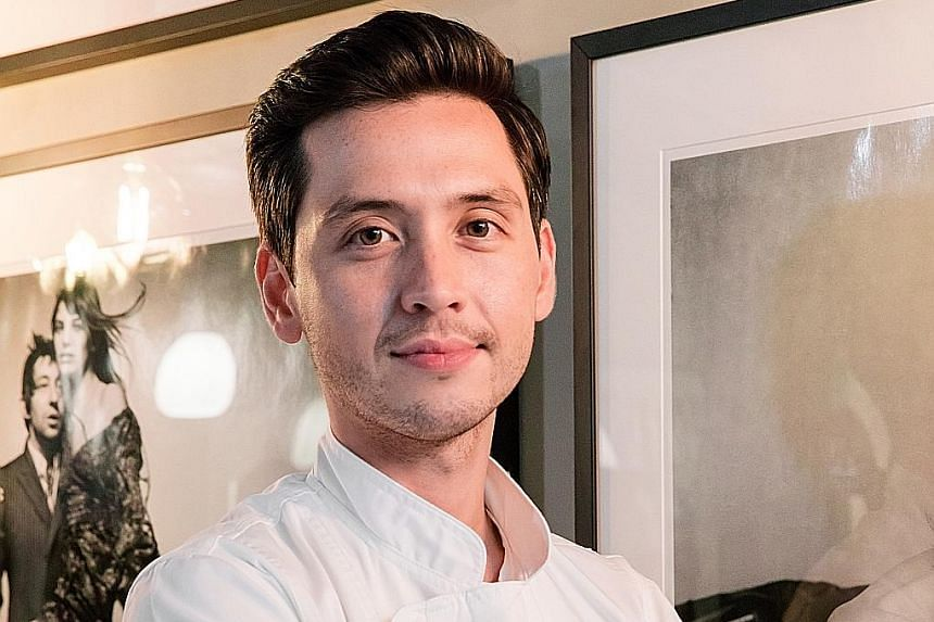 """Former IT manager Zander Ng says winning MasterChef Singapore is a """"dream come true""""."""