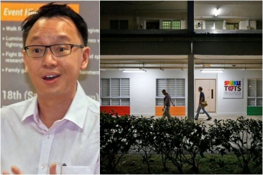 Jurong GRC MP Tan Wu Meng was attacked during a Meet-the-People Session at Block 334 Clementi Avenue 2, at around 10pm on April 16, 2018.