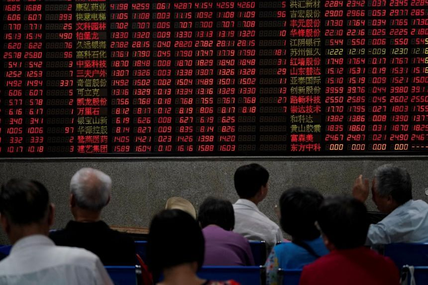 The Shanghai Composite remains one of the world's worst performers after a sell-off compounded by stock-pledge risks.