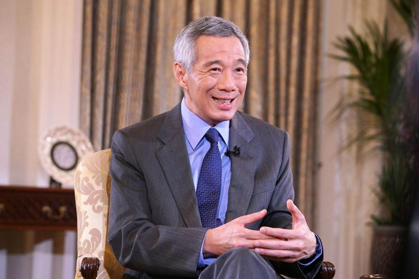 Prime Minister Lee Hsien Loong said that Singaporeans should respect one another, regardless of income or status.