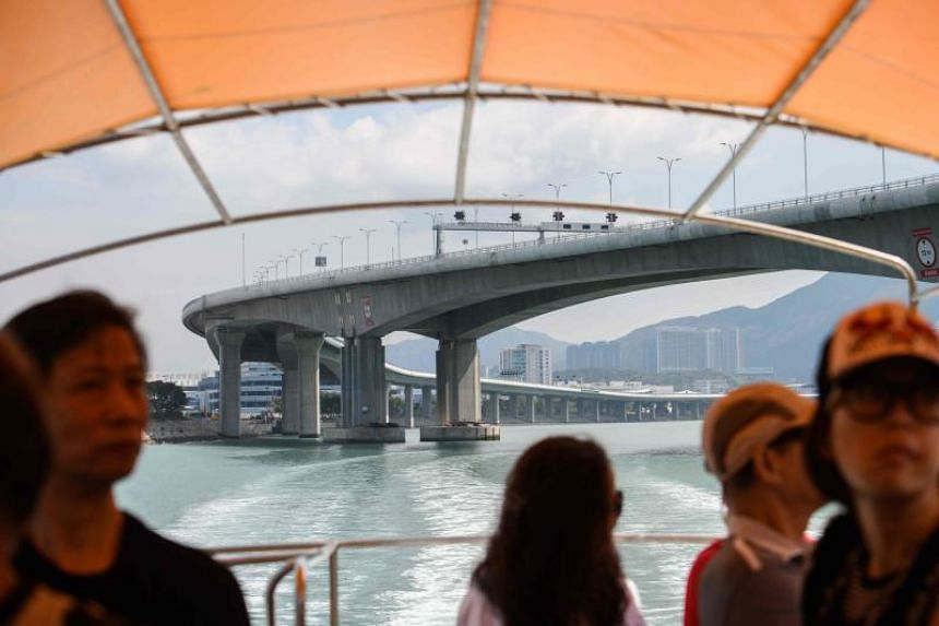 A key point of contention was the fact that the Hong Kong government has had to cough up HK$120 billion (S$21 billion) for the project so far, busting the original budget of 6.75 billion yuan (S$1.34 billion).
