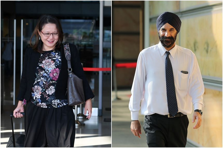 "Workers' Party chairman Sylvia Lim disagreed with Senior Counsel Davinder Singh's proposition that the Aljunied-Hougang Town Council's contractual position was compromised when it hired a new managing agent in August 2011, with ""uncertain"" contract s"
