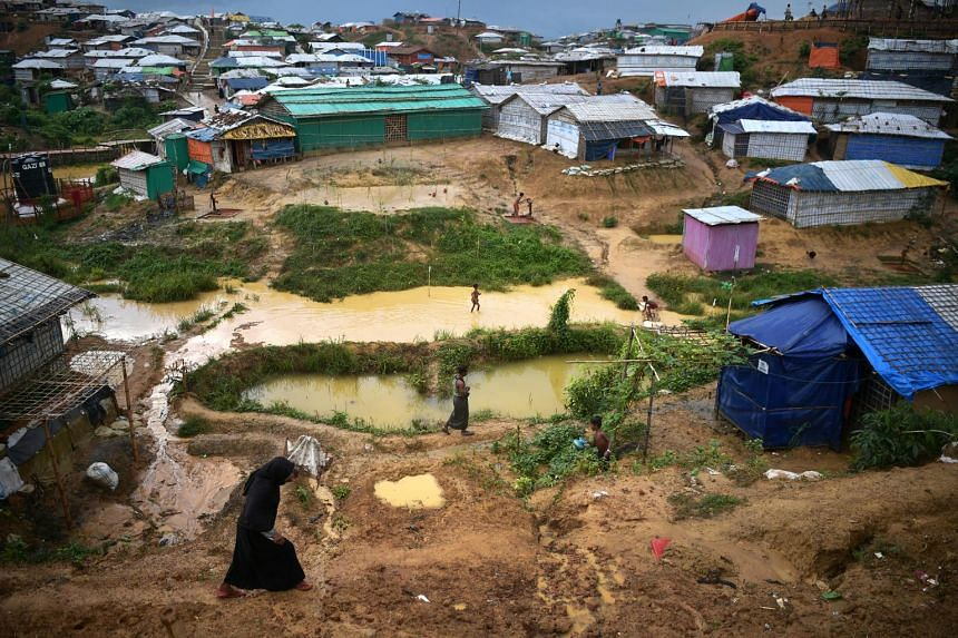 """A recent UN report accused Myanmar's military of gang rapes and mass killings with """"genocidal intent"""" and called for its commander-in-chief and five generals to be prosecuted under international law."""