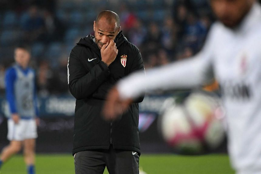Thierry Henry's long-awaited first game as a coach in his own right ended in a 2-1 defeat at Strasbourg on Oct 20, 2018.