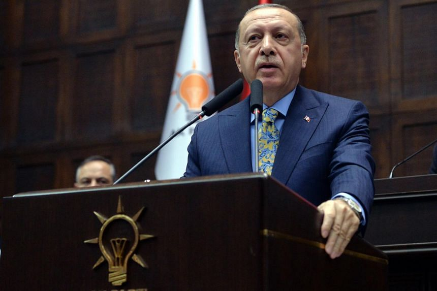 Turkish President Recep Tayyip Erdogan said a Saudi team of 15 entered the consulate the day of the killing, and that three men from the team went on an exploration trip to Belgrad forest in Istanbul and Yalova.