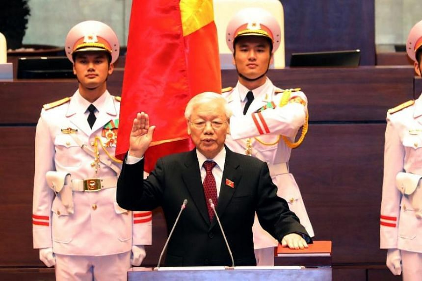 Though the president's role is seen as largely ceremonial, Mr Nguyen Phu Trong will maintain his position as head of the Communist Party - the first person to hold both roles since revolutionary leader Ho Chi Minh in the late 1960s.