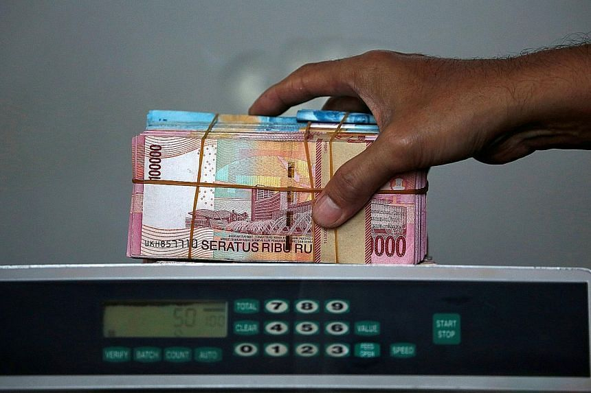 Indonesia's fundamentals remain sound, but the rupiah has weakened this year by about 10 per cent, making it the second-worst performer in Asia, after the Indian rupee.