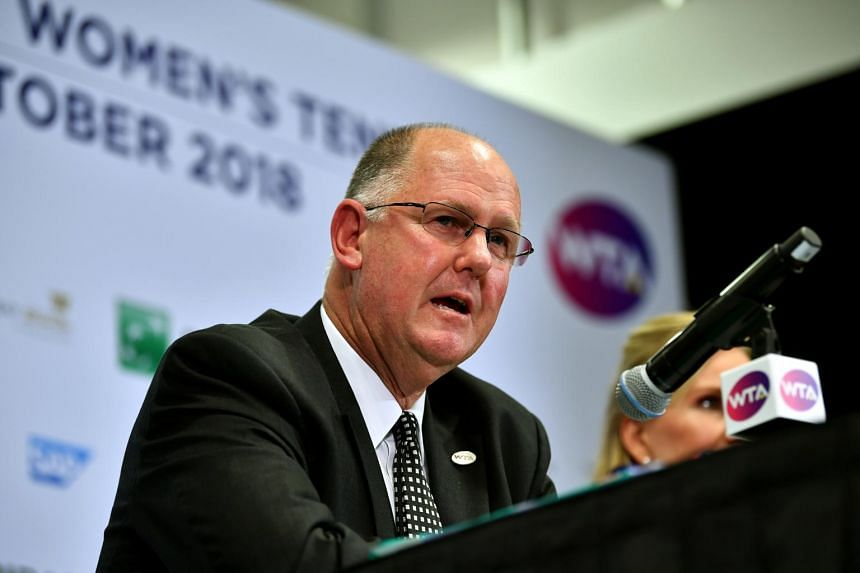 Women's Tennis Association chief executive Steve Simon said he is expecting attendance at the ongoing WTA Finals here to surpass last year's 133,000.