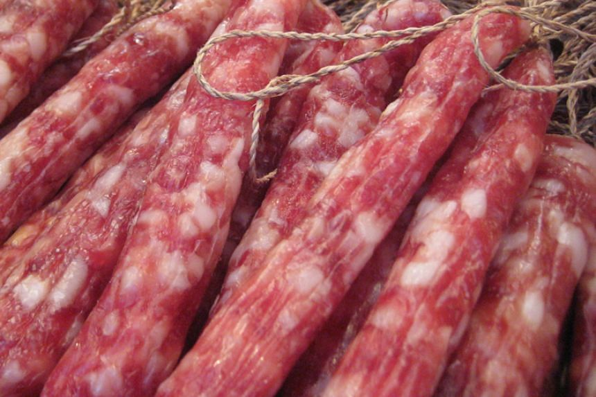 Pork meat is a problem because the virus can survive for more than a year in products such as dry cured ham.
