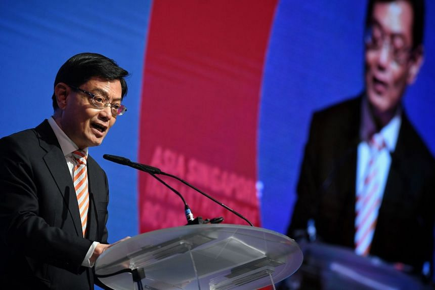 Finance Minister Heng Swee Keat launched the initiative on Oct 23 at the 8th Asia-Singapore Infrastructure Roundtable.