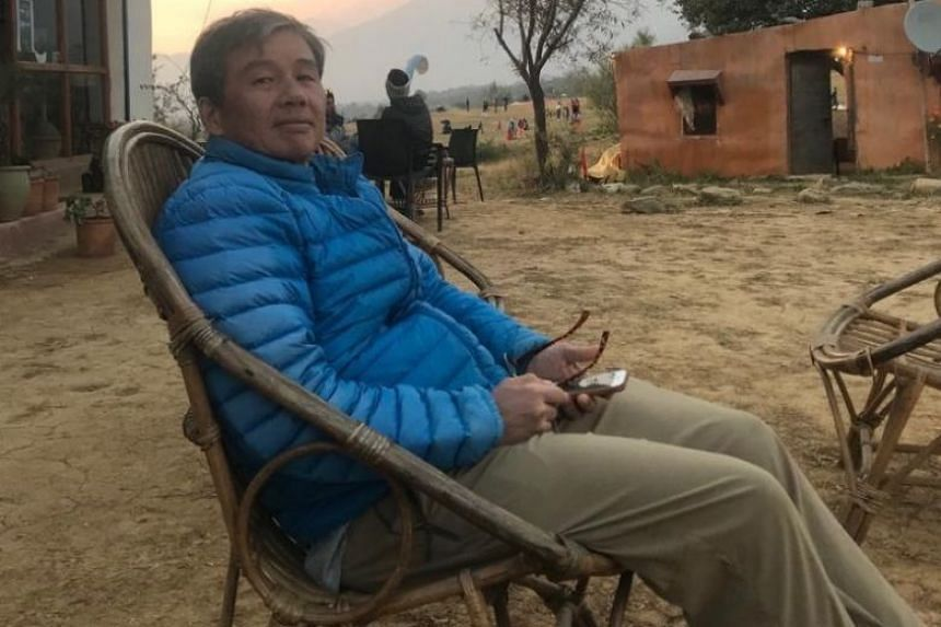 Ng Kok Choong had been flying on the northern side of Big Face Peak when he was found dead in the Dhauladhar mountain range, a Himalayan chain of mountains, which is snow-capped.