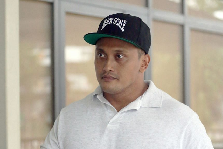 Muhammad Nur Fatwa Mahmood, a staff sergeant, was sentenced to one year and four weeks in jail.