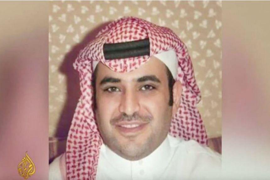 SAUD AL-QAHTANI, a top aide to Saudi Crown Prince Mohammed bin Salman