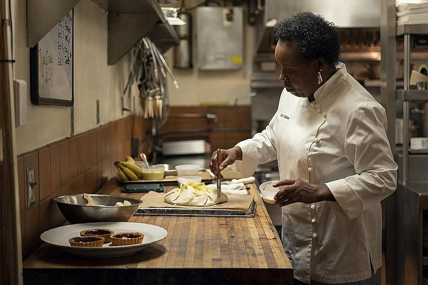 Pastry chef Dolester Miles won the title at the James Beard Foundation Awards, considered the Oscars of the US food industry.