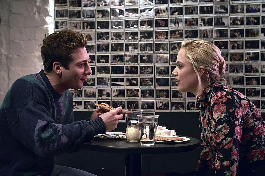Jeremy Allen White and Maika Monroe play a couple who pick up their lives after conquering an illness.