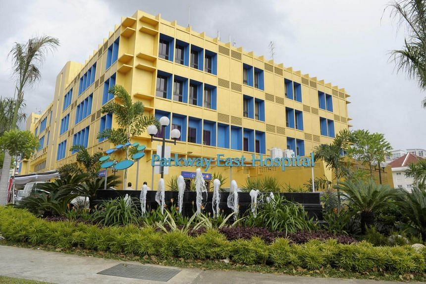 Parkway East Hospital's adjusted hospital revenue for its 11th year lease has also outperformed its minimum guaranteed rent, contributing to the increase in revenue from Singapore.