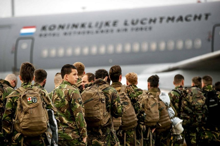 Around 50,000 troops from 31 countries - Nato's 29 member states plus Sweden and Finland - will take part in the manoeuvres.