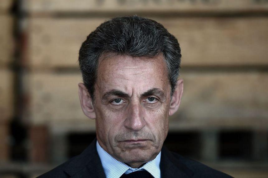 Prosecutors claim former French president Nicolas Sarkozy spent nearly 43 million euros (S$67.67 million) on his lavish re-election bid - almost double the legal limit of 22.5 million euros - via fake invoices.